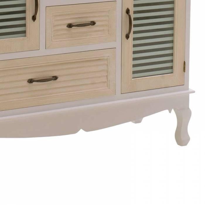 Bufet cu uși și sertare Layla