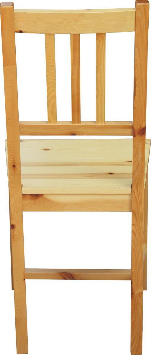 Scaun de bucătărie Raven, 92x42x42 cm, lemn, maro