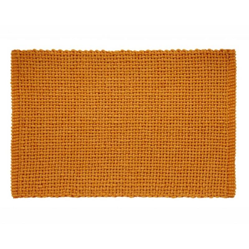 Covoraș portocaliu de baie Noa 45x70 cm poza