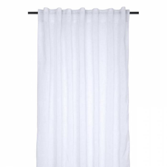 Perdea albă Madrid Blanc 290x260 cm