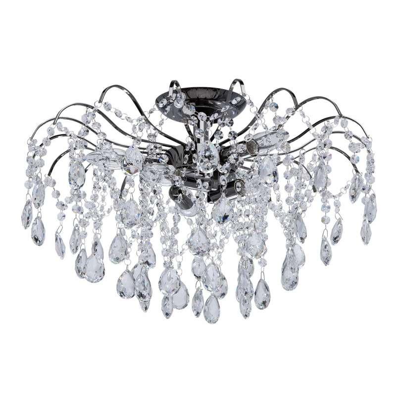 Candelabru elegant cu cristale Sunna poza