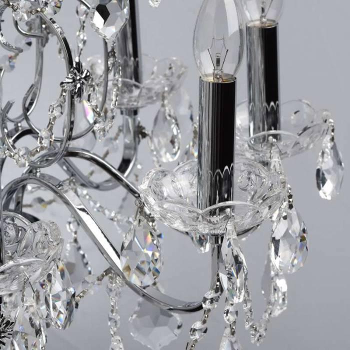 Candelabru clasic de cristal Emperor