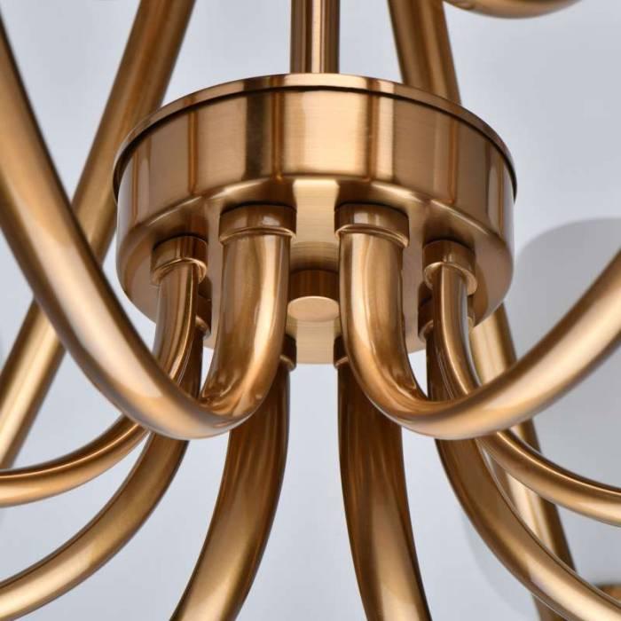 Candelabru elegant auriu Pandia