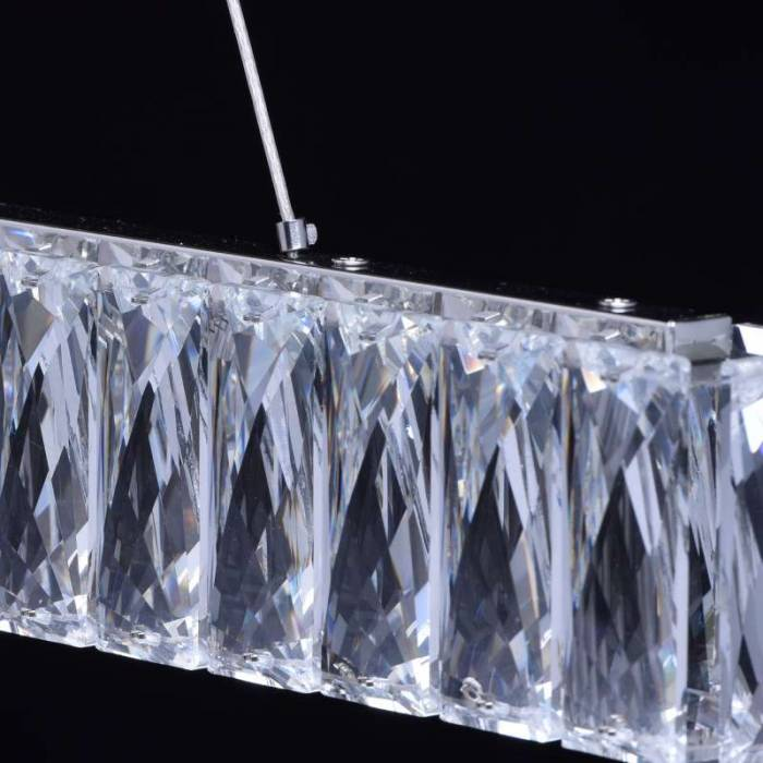 Candelabru elegant cu cristale Ferguson