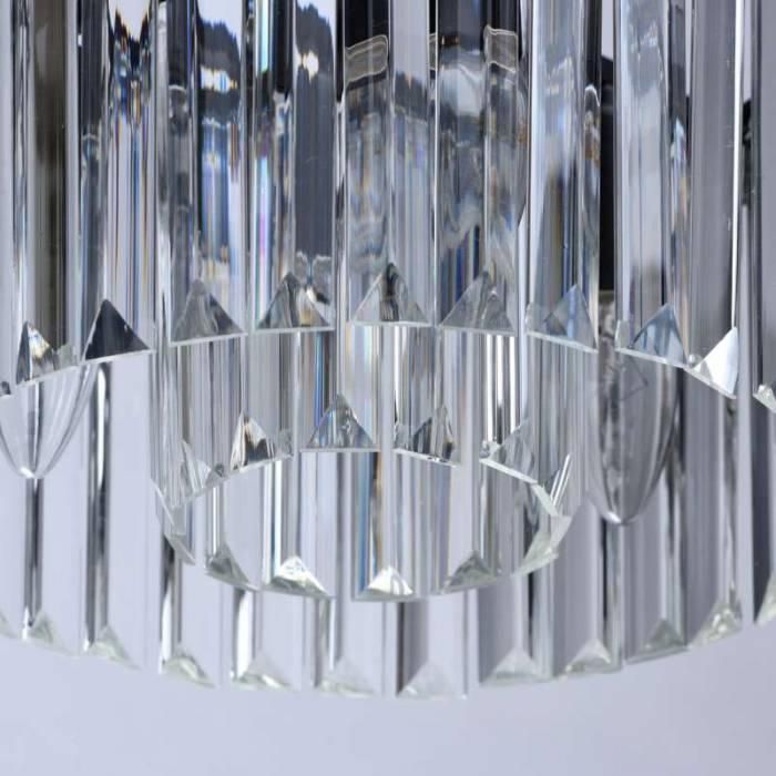 Candelabru elegant cu cristale Harmony