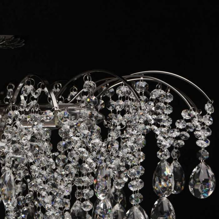 Candelabru elegant cu cristale Sunna