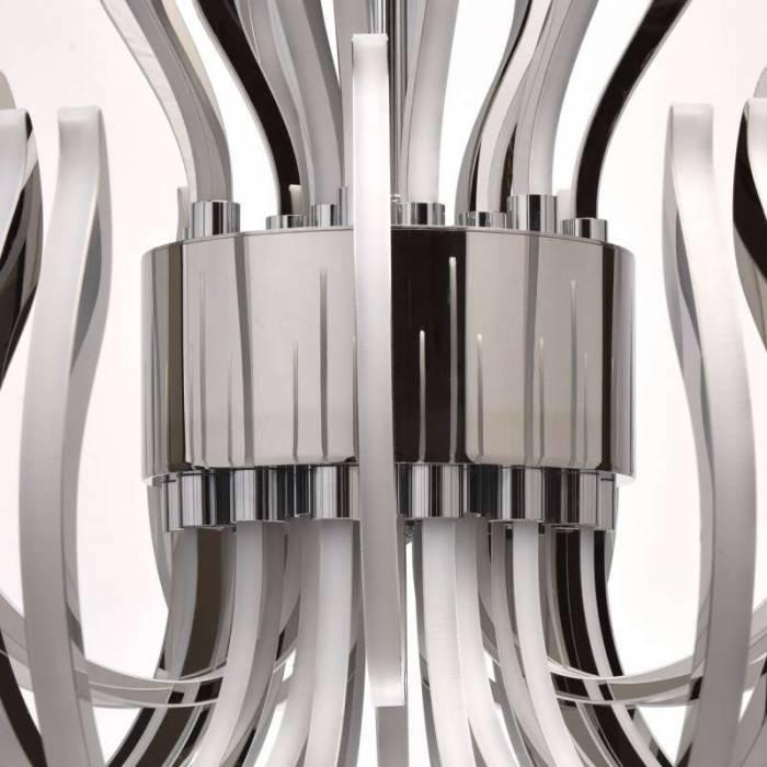 Candelabru metalic modern Dharma