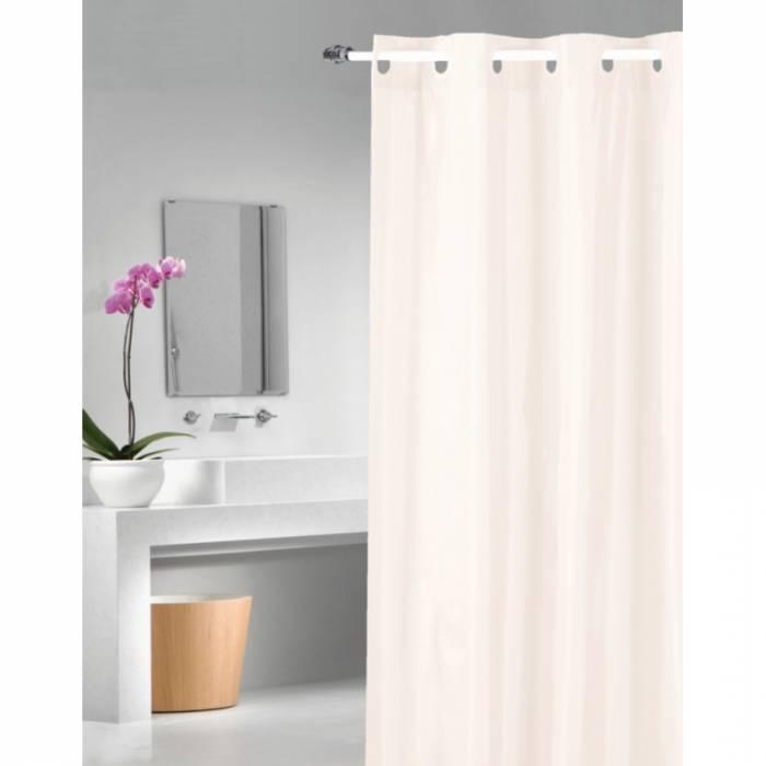 Perdea de duș Magica lisa Blanco 180x200 cm