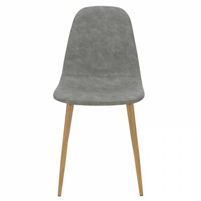 Scaun dining Bella Grey