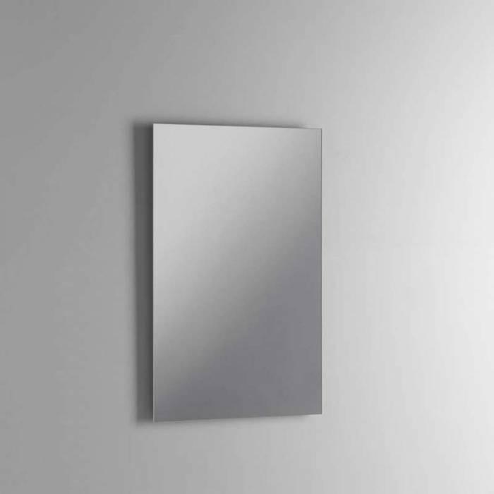 Set mobilier pentru baie One 4 piese, 190x46.5x61 cm, melamina/ aluminiu/ abs/ sticlă/ ceramică/ metal, maro