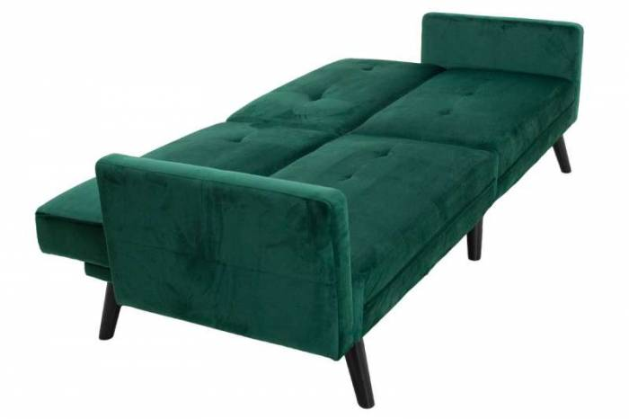 Set canapea extensibilă și taburet Dream