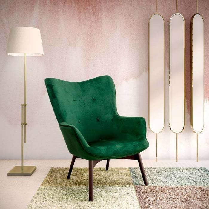 Fotoliu design scandinav Mogen