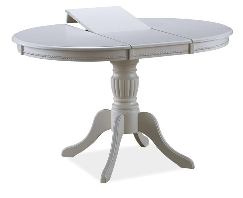 Masă de dining extensibilă Pienza 106/141x76 cm, lemn/MDF poza