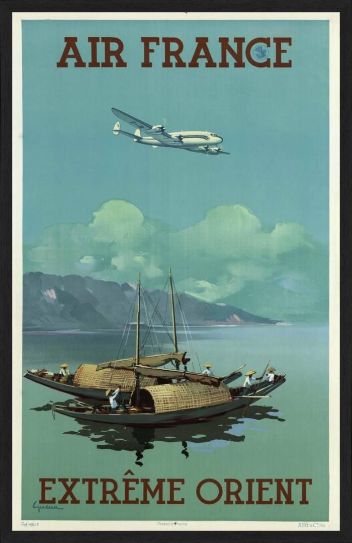 Poster de călătorie France