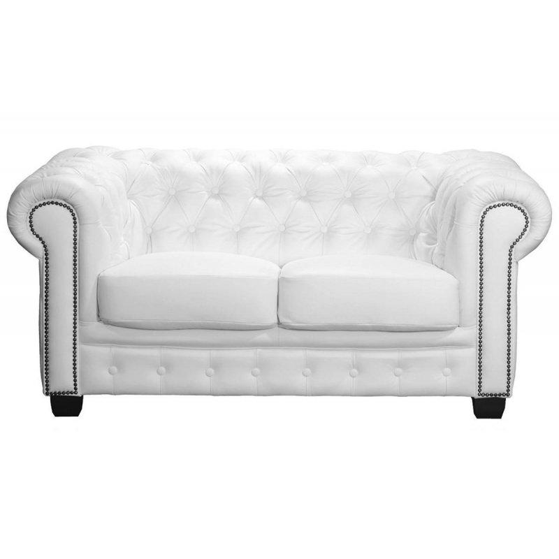 Canapea de două locuri Chesterfield Emma poza