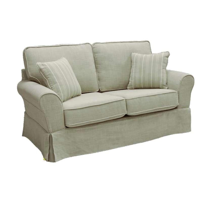 Canapea de două locuri Nanna Beige poza
