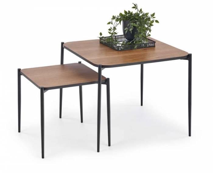 GUARDIA square set of 2 c. tables