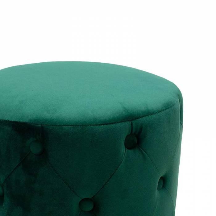 Taburet Cora Dark Green