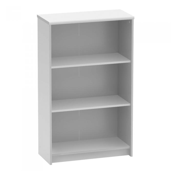 Biblioraft birou, stejar sonoma, JOHAN 2 NEW 03
