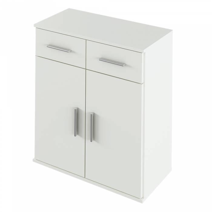 Bufet Resita, 71x35x80 cm, pal, alb