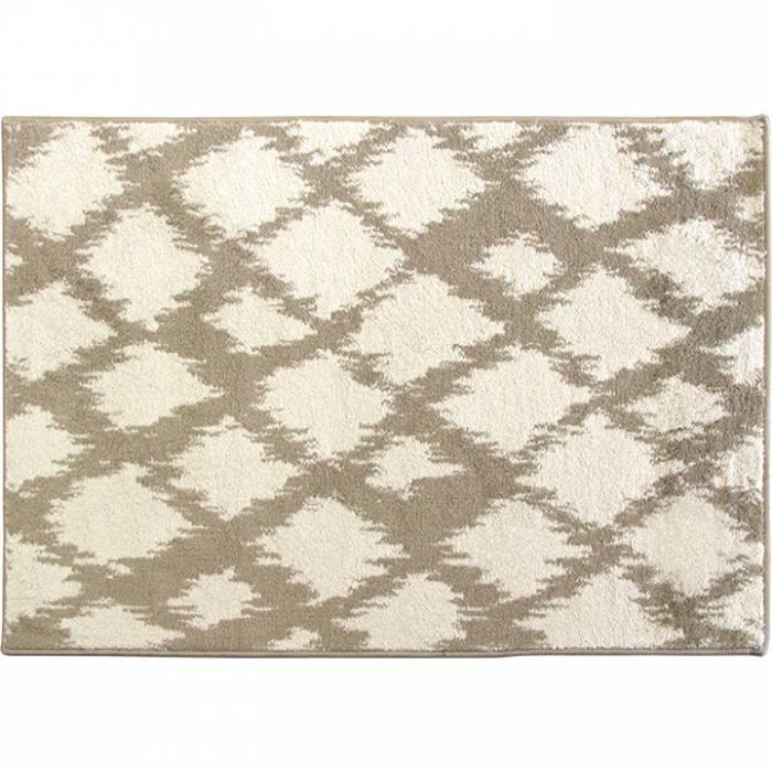 Covor 160x235 cm, crem/alb, LIBAR