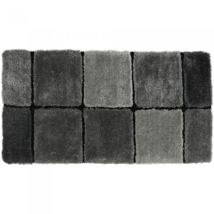 Covor, gri, 80x150, LUDVIG TYP 3