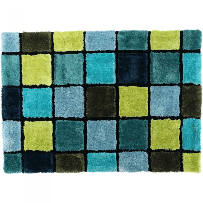 Covor, mix culori, 140x200, LUDVIG