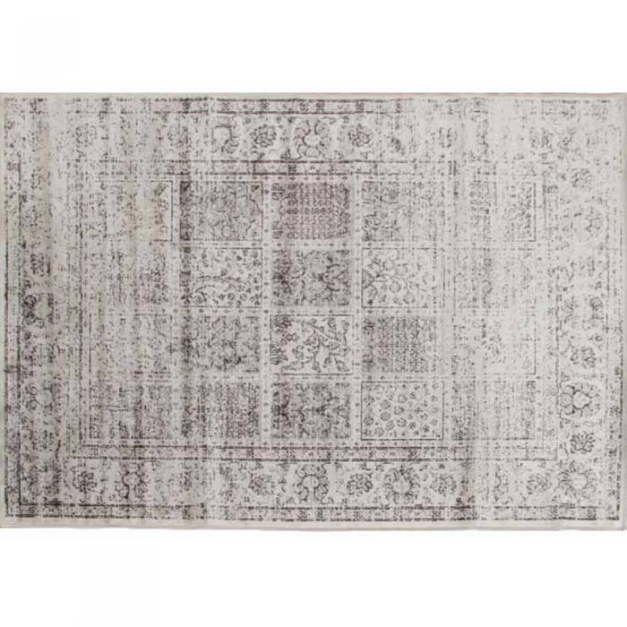 Covor vintage 140x200 cm, gri, ELROND