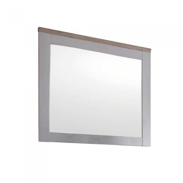 Oglindă, alb/san remo, PROVENSAL