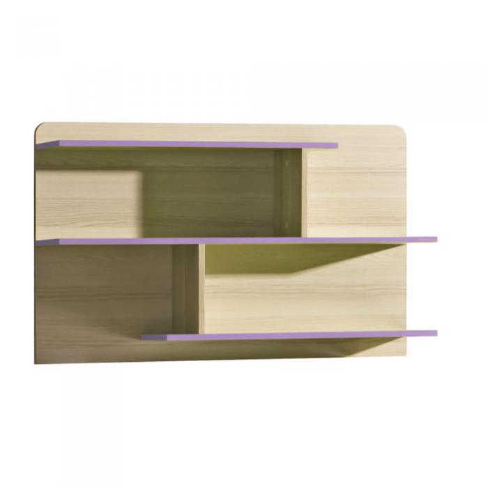 Raft, combinat, frasin/violet, EGO L8