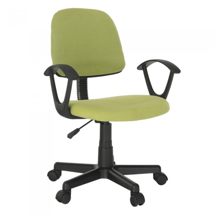 Scaun de birou, verde / negru, TAMSON