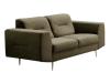 Canapea cu 2-locuri, verde/miere, LEXUS