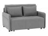 Canapea extensibilă, gri deschis, NIKARA