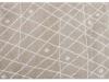 Covor 133x190 cm, bej/alb, TYRON