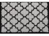 Covor 160x235 cm, gri/negru, TATUM TIP 2