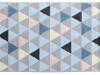 Covor 160x235 cm, multicolor, PETAL