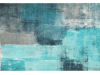 Covor Esmarina typ 2, albastru/gri, 120x180