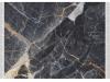 Covor, model marmură neagră, 120x180, RENOX TYP 1