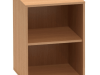 Extensie pentru etajeră, fag, BETTY 4 BE04-012-00