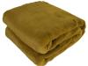 Pătură de blană, verde-greenery, 150x180, RABITA NEW TYP 8