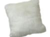 Pernă, alb, 45x45, EBONA TIPUL 1