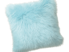 Pernă, albastru deschis, 45x45, EBONA TIPUL 6