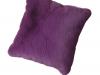 Pernă, violet, 45x45, RABITA TIPUL 6