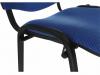 Scaun, albastru, ISO NEW