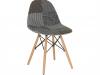 Scaun de design, material patchwork, PEPITO TYP 9