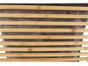 Coş pentru rufe, bambus/gri, POKO