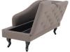 Canapea sofa, material textil  maro, Tamia