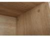 Dulap biblioraft, stejar sonoma, JOHAN 2 NEW 03