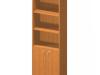 Dulap de birou cu încuietoare, cireş, TEMPO ASISTENT NEW 002