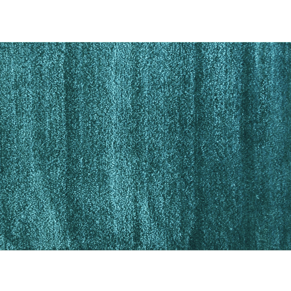 Covor Aruna, 70x210 cm, poliester, turcoaz poza